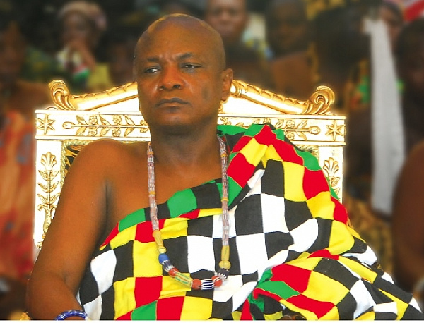 Board chairman of Accra Hearts of Oak, Togbe Afede