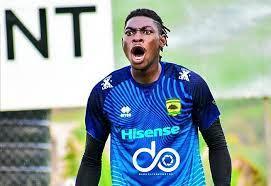 Asante Kotoko goalkeeper, Razak Abalora