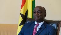 Edward Boateng, Ghana's Ambassador to China