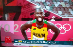 Tokyo 2020: Benjamin Azamati fails to qualify for 100m semi-final after finishing 4th in heat