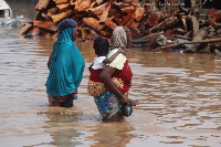 NADMO have sent requests to the organisations for support with the onset of the rains