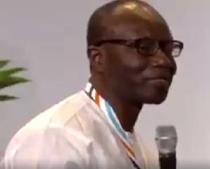 Minister of Finance, Ken Ofori Atta