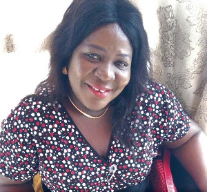 Madam Comfort Owusu Afriyie
