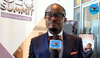 Mr Ernest De-Graft Egyir, CEO, Chief Executives Network Ghana Limited
