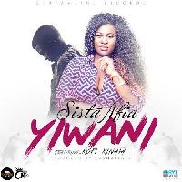 Sista Afia is featuring Kofi Kinaata in 'Yiwani'