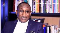 Kofi Bentil, Senior Vice President of policy think tank, Imani Africa