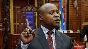 Dr Peter Mathuki, the Executive Director of the East African Business Council,  PHOTO | NMG