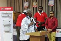 Mr Francis Ameyibor, CDA Consult Executive Director
