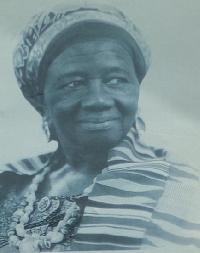 Dr Esther Ocloo