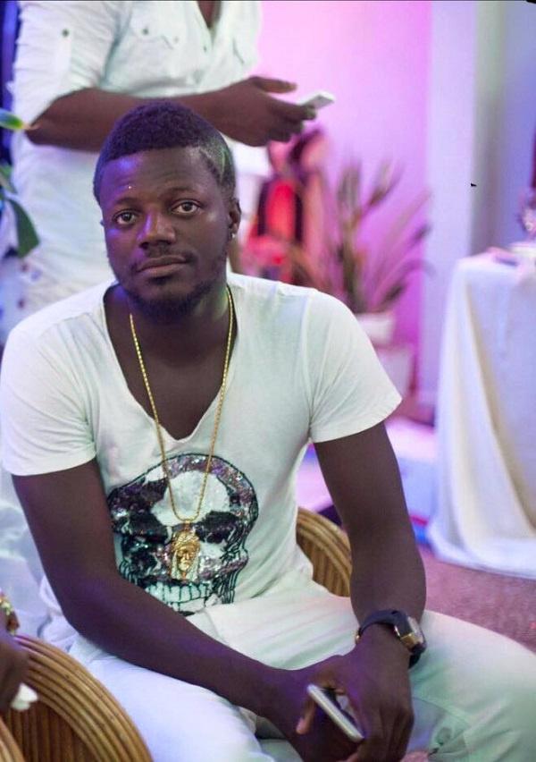 Ghanaian rapper Pope Skinny