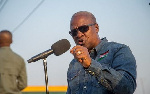 I won't chase you for gov't stimulus loan if I win – Mahama to traders