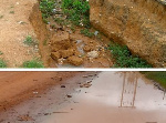 Residents of Amakyebare cry over poor state of roads