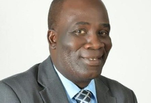 Ing. Herbert Ato Morrison, New Acting Managing Director of the Tema Oil Refinery