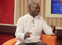 FLagbearer of Peoples National Convention (PNC), Dr. Edward Mahama