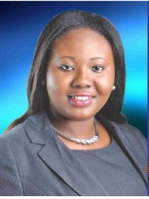 Francisca Oteng Mensah, Member of Parliament for Kwabre East