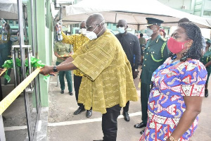 Immigration Service expands clinic for enhanced services