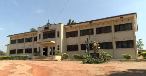 Students of Twenboa Kodua SHS went on rampage after they accused their headmaster being too strict