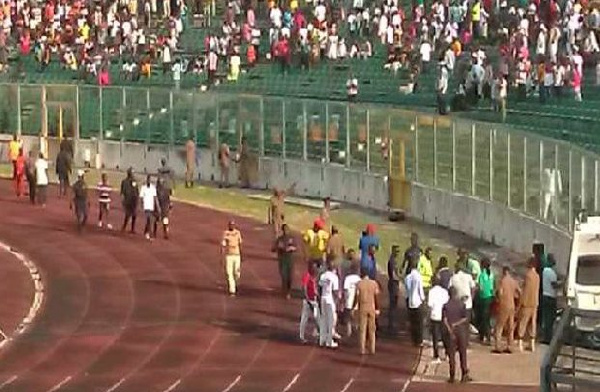 GPL: Fans express joy after making a return to match venues
