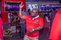 Amo Sarpong confirmed his sacking on Kumasi based Sikka FM