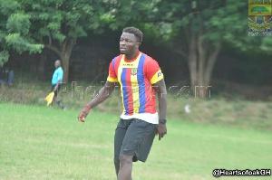 Hearts want to sign Muntari
