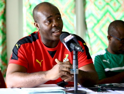 Minister of Youth and Sports, Isaac Asiamah