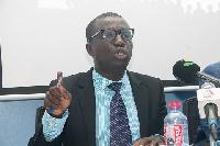 Appiah Kusi Adomako, CUTS Ghana