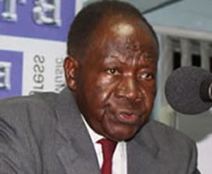 K.B. Asante - Retired Diplomat