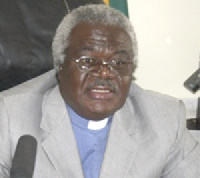 Rev. Prof. Emmanuel Martey, Presby Moderator