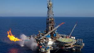 Total petroleum revenue distributed was, however, US$561.30 million