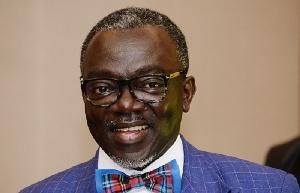 Professor Douglas Boateng, new board chairman of MIIF