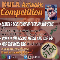 The 'Kula Artwork Competition' will make room for fans to interact with artiste Kula