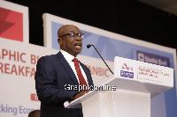Former president of the Association of Ghana Industries, Dr Tony Oteng-Gyasi