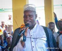 Mohammed Sulemana Iddrisu, Chief Imam for Bole