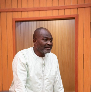 Kennedy Agyapong, MP, Assin Central