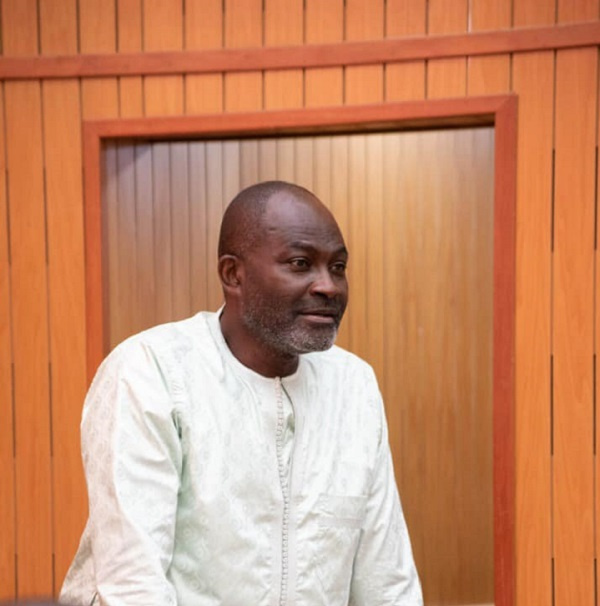 Kennedy Agyapong is more than a prophet – Prophet Amoako-Atta