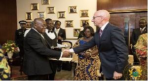 Akufo Addo Envoy