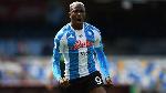 Napoli striker Victor Osimhen
