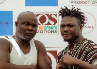 Bastie Samir has agreed to give Bukom Banku a rematch