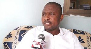 Communications Director of the NDC, Solomon Nkansah