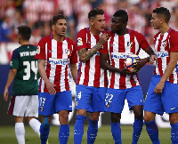 Atletico are left with 20 first team players