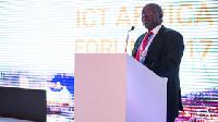 Secretary-General of ATU, Abdoulkarim Soumaila