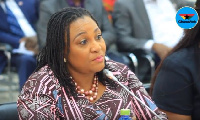 Chairperson of the Commission, Josephine Nkrumah