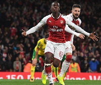 Eddie Nketiah was reported to have snubbed Ghana for England