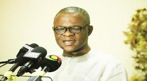 COP (rtd) Bright Oduro left the Ghana Police Service in 2017