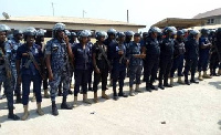 The curfew was placed on the advise of the Brong Ahafo Regional Security Council (REGSEC)