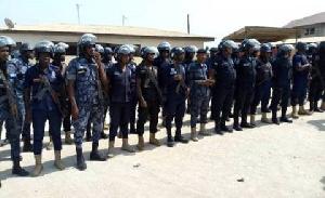 Police To Agogo Skdx