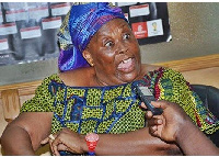Hajia Fati is a known activist of New Patriotic Party (NPP)