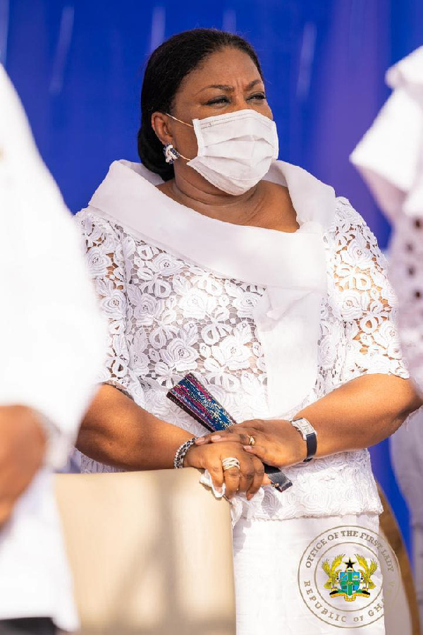 Support women with information on coronavirus immunity - First Lady on Women's Day
