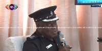 Director of Operations, Ghana Police Service - DSP Kwasi Ofori