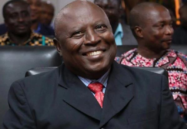 Special Prosecutor nominee Martin Amidu